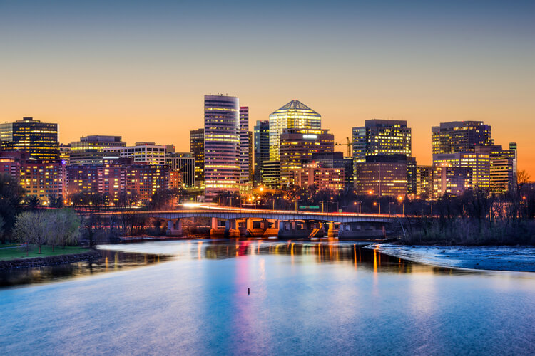 The 10 Best U.S. Cities to Live In - Arlington