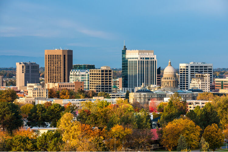 The 10 Best U.S. Cities to Live In - Boise