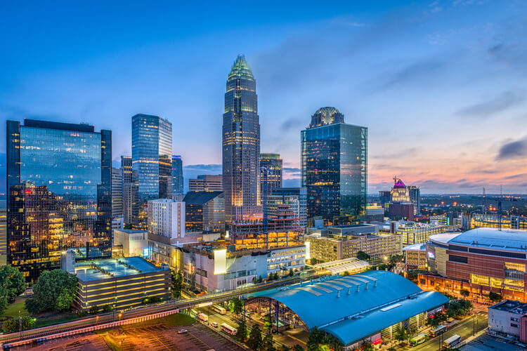 The 10 Best U.S. Cities to Live In - Charlotte