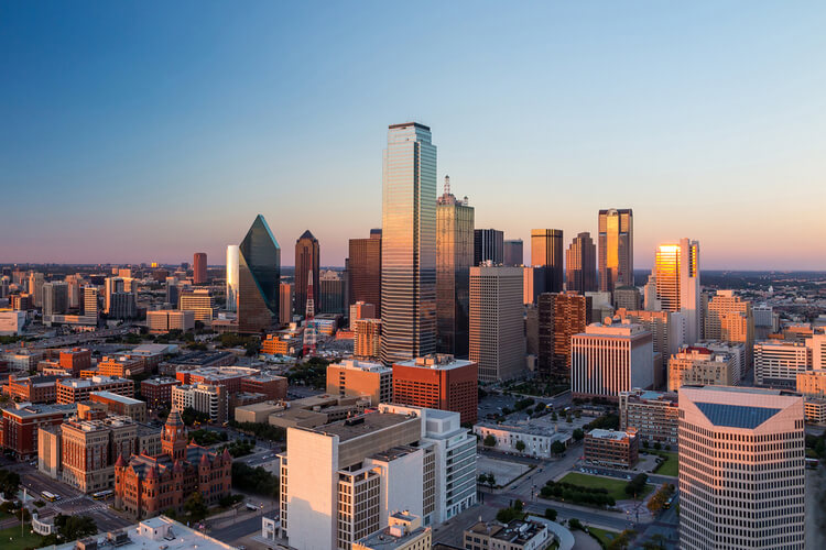 The 10 Best U.S. Cities to Live In - Dallas