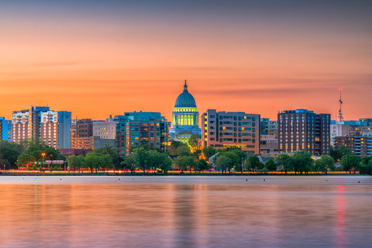 The 10 Best U.S. Cities to Live In - Madison