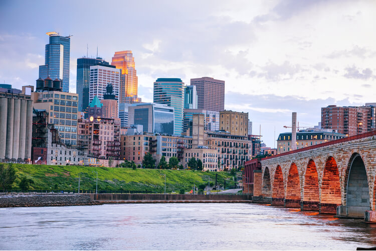 The 10 Best U.S. Cities to Live In - Minneapolis