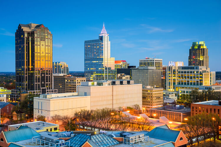 The 10 Best U.S. Cities to Live In - Raleigh