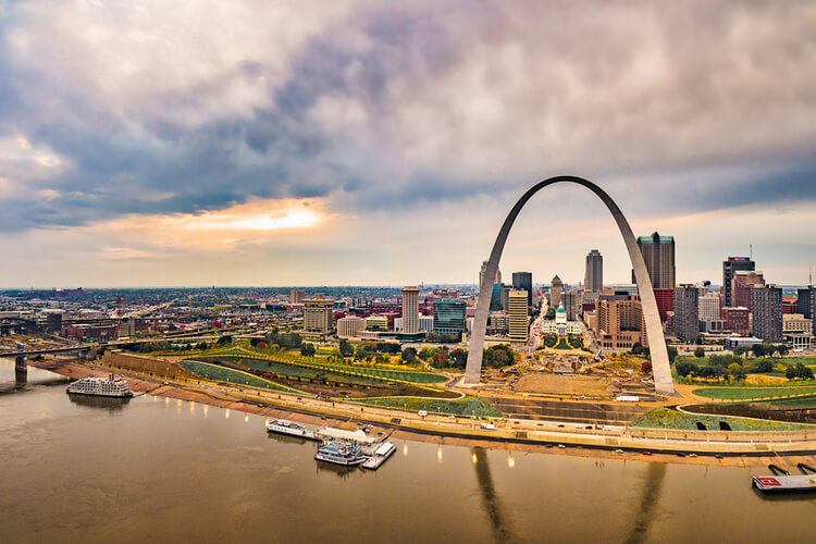 The 10 Best U.S. Cities to Live In - St. Louis