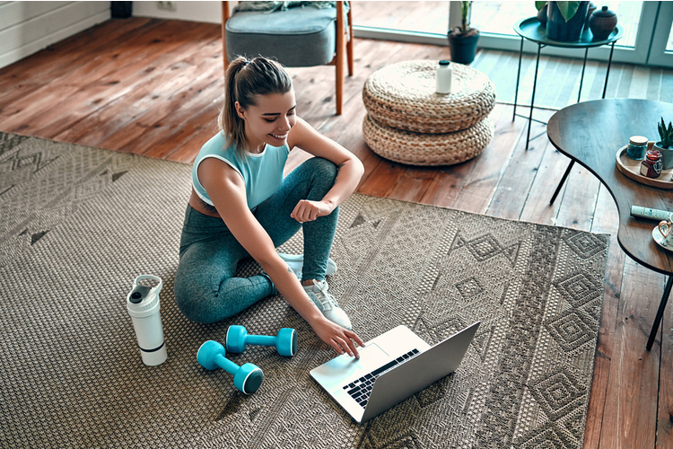 5 Tips for Setting Up the Perfect Workout Area at Home