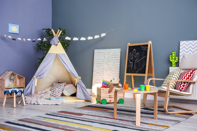 Creating the Perfect Play Area While at Home with the Kids