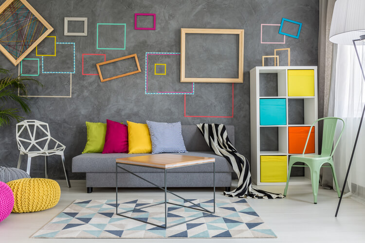 Staying Creative While at Home DIY Decor Ideas